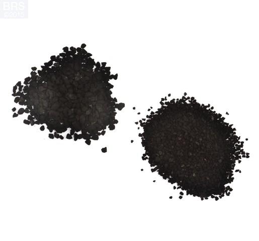 Lignite carbon