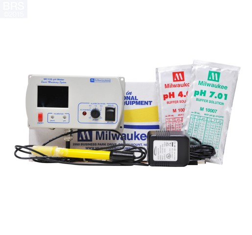 Milwaukee MC120 pH Meter