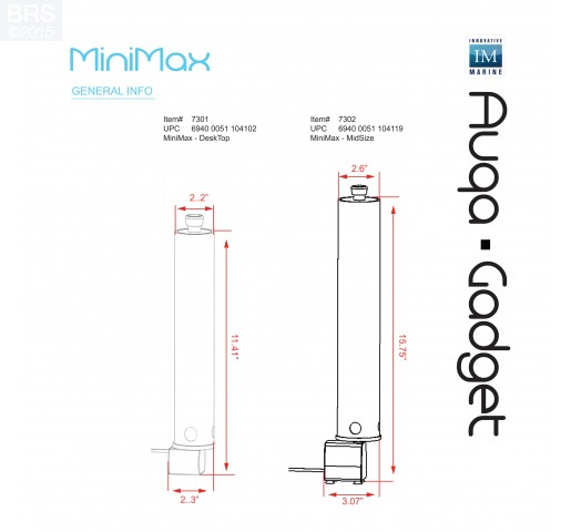 MiniMax Midsize All-in-One Media Reactor - Innovative Marine