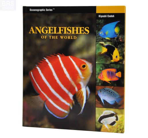 Angelfishes of the World by Kiyoshi Endoh Front Cover