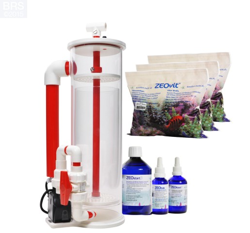 All products in KZ ZEOvit Vertex Starter Package for up to 300 gallon tanks