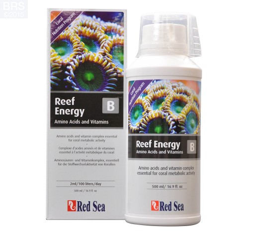 500 mL of Red Sea Reef Energy B