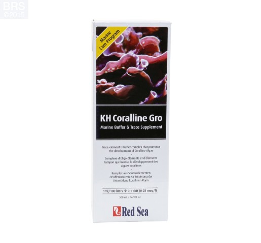 500 mL of Red Sea Coralline Gro