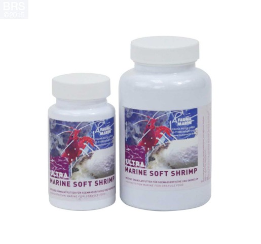 Fauna Marin Ultra Marine Soft Shrimp Large Pellet Fish Food