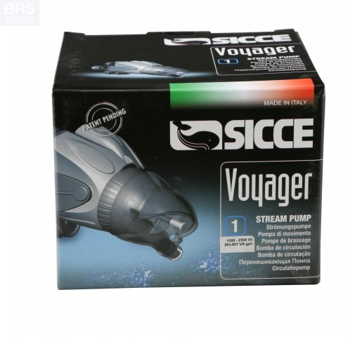 Sicce Voyager 1 Stream Pump (607 GPH)