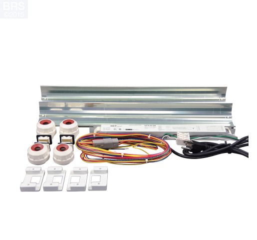 4 Ft LET Lighting Miro-4 T5 High Output Retrofit Kit