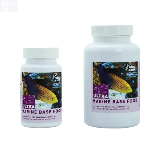 Fauna Marin Ultra Marine Base Medium Pellet Fish Food