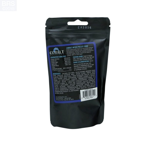 Cobalt Aquatics Mysis Pellets Fish Food