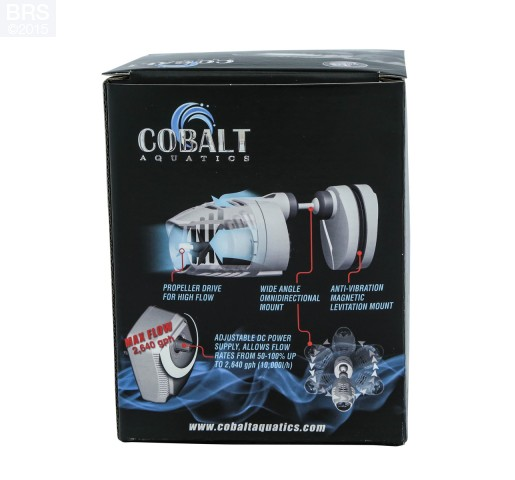 Neo-Flow 10,000 Adjustable DC Pump - Cobalt Aquatics