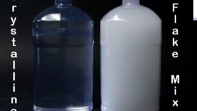 Magnesium Chloride Demo