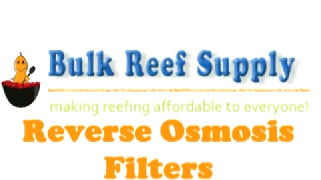 Reverse Osmosis Filters Demo