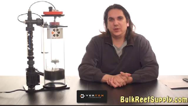Vertex Calcium Reactor Demo